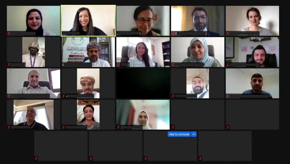 Oman: Online workshop on humanitarian frontline negotiation