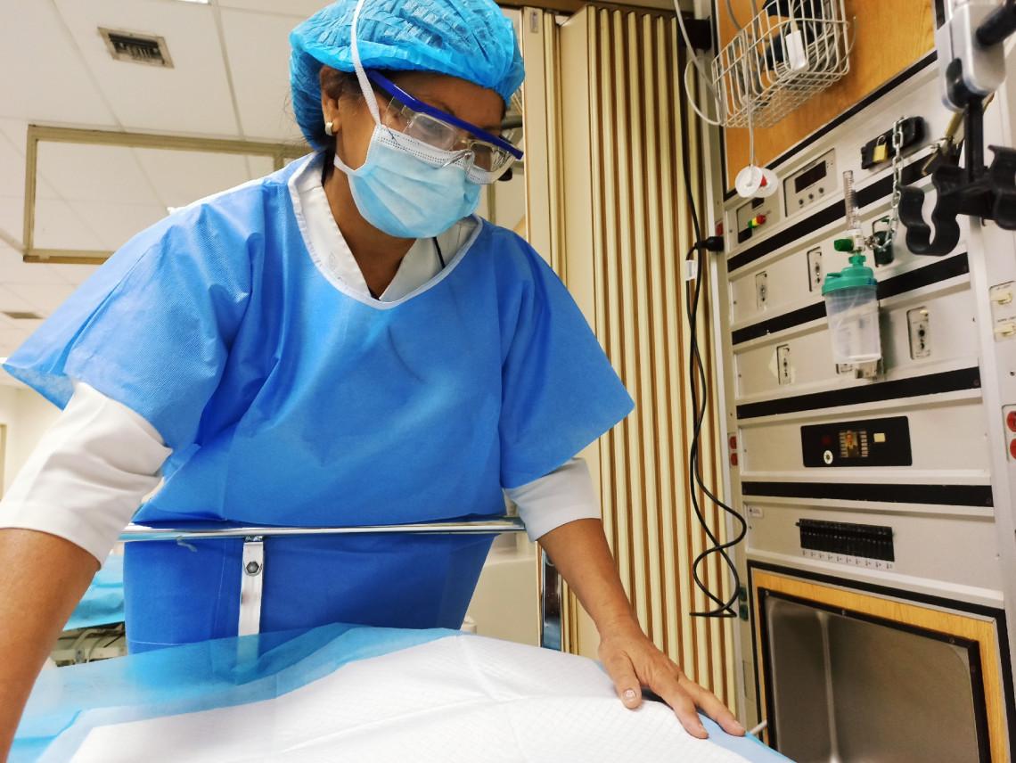 Venezuela: cuidar al personal sanitario para que ellos nos cuiden