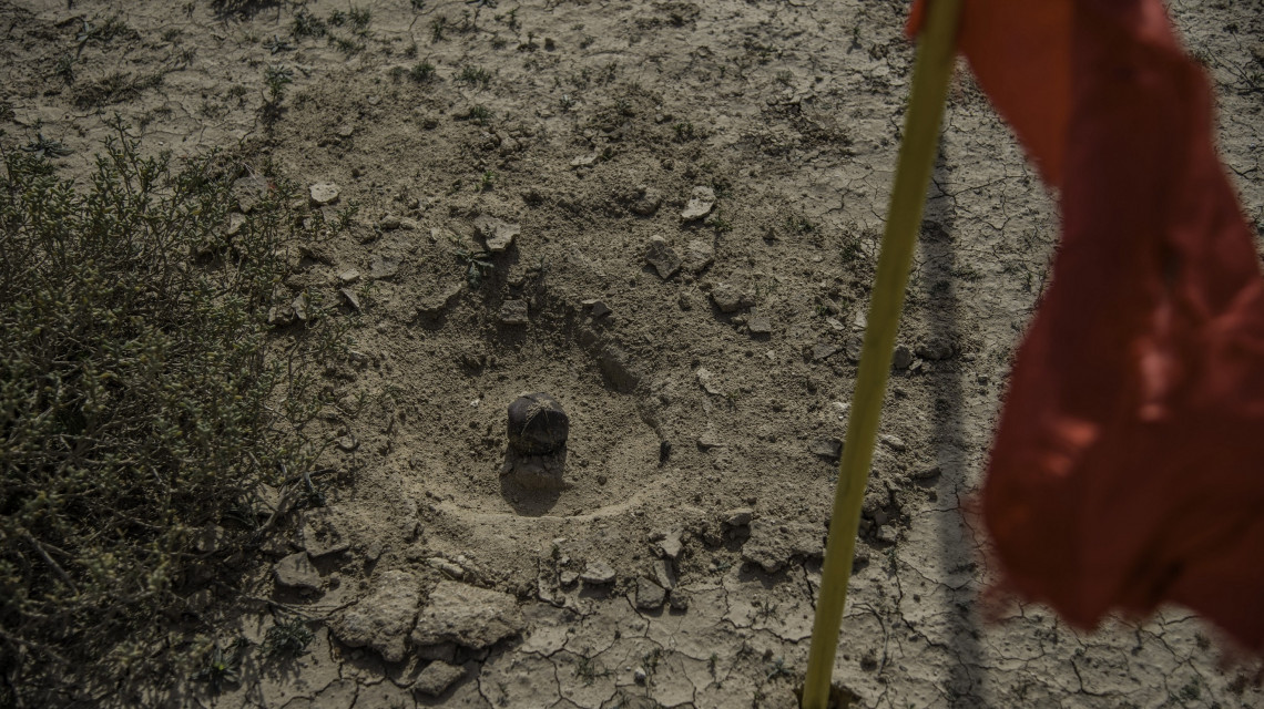 Cluster munition Iraq