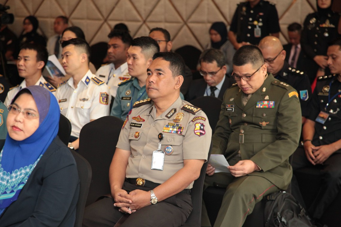 The Regional Maritime Security Operations Workshop: Enforcement challenges and humanitarian issues in maritime setting