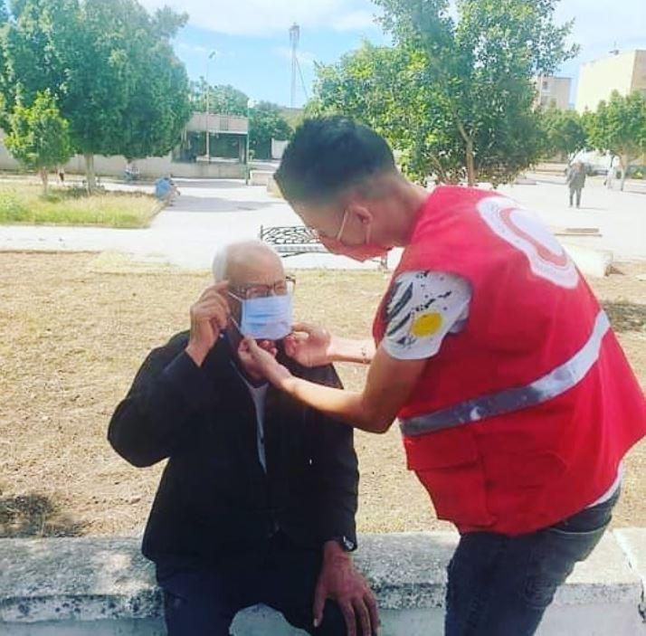 Algérie : notre soutien au Croissant-Rouge Algérien, face au Covid-19