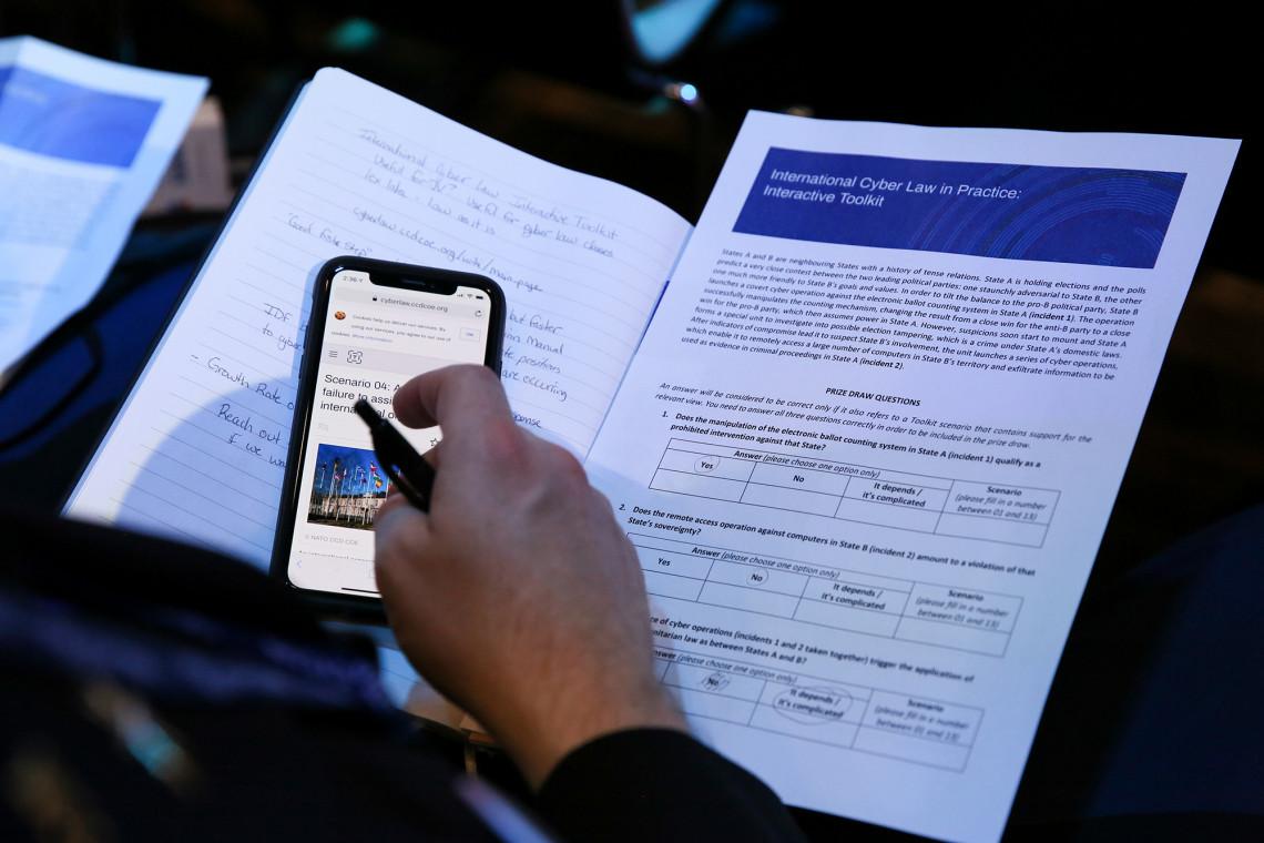 国际法如何适用于网络行动?——研究该问题的正确工具