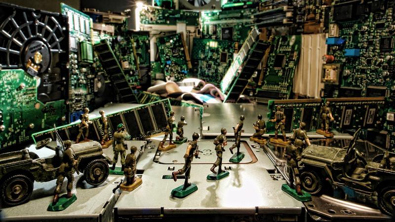 Avoiding Civilian Harm from Military Cyber Operations
