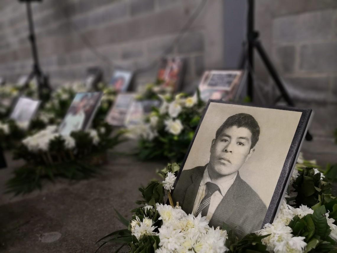 Guatemala: desaparición