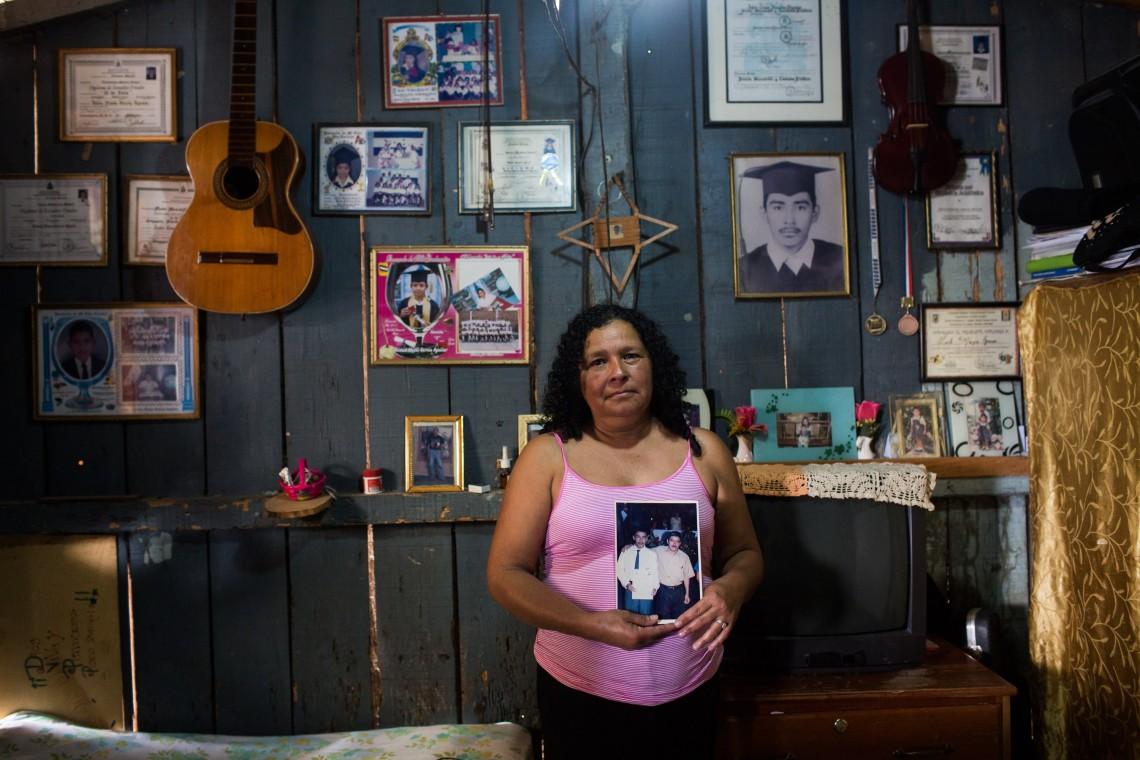 Honduras: desaparición