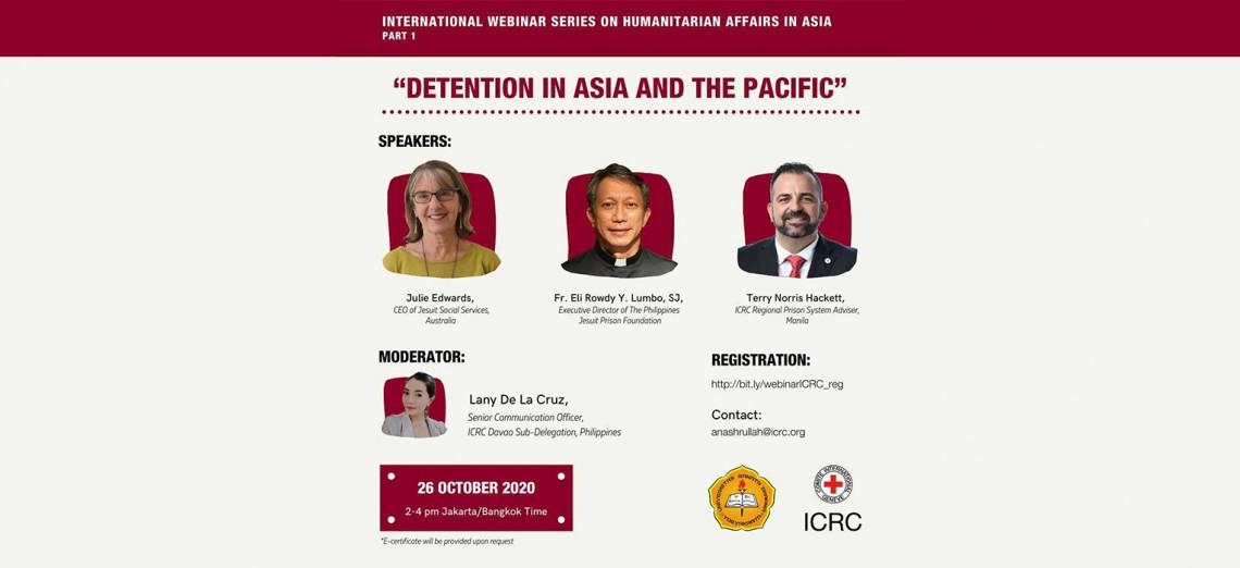 International Webinar Series: Humanitarian Affairs in Asia