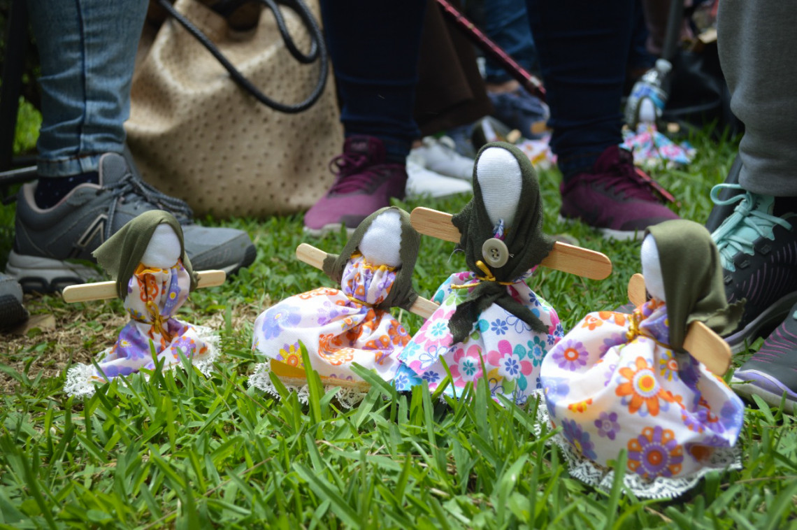 Mexico: Dolls supporting families in the search for their loved ones
