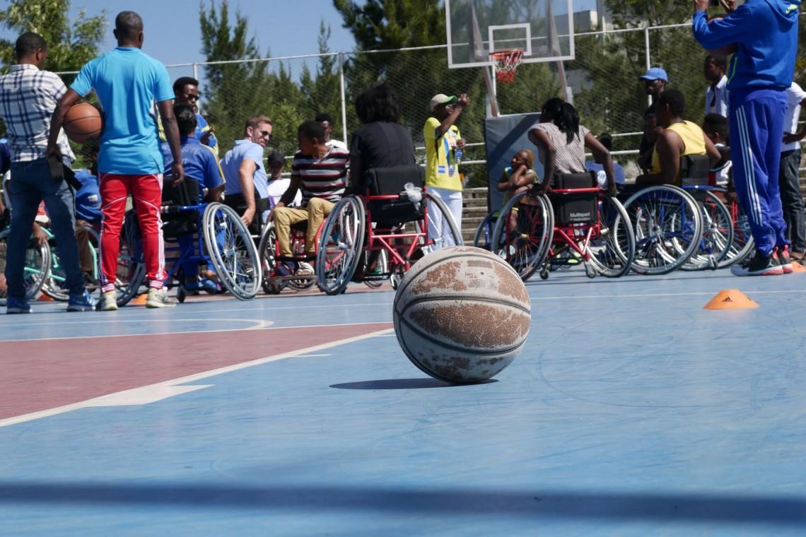 Éthiopie : pour l'amour du sport