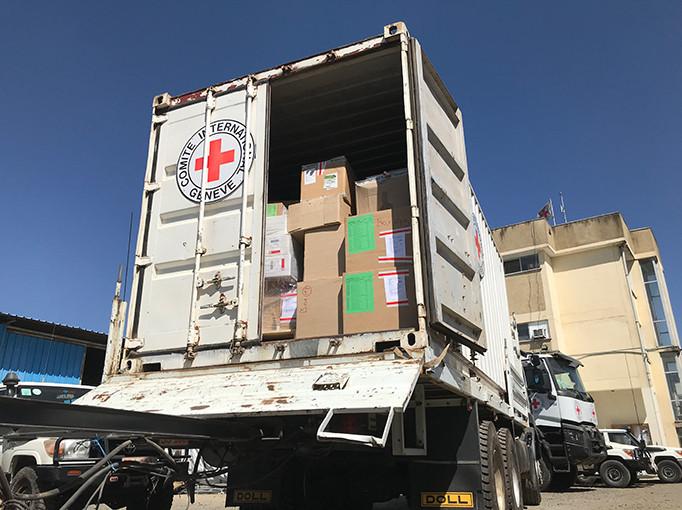 إثيوبيا: الصليب الأحمر يرسل الأدوية والإمدادات الإغاثية إلى