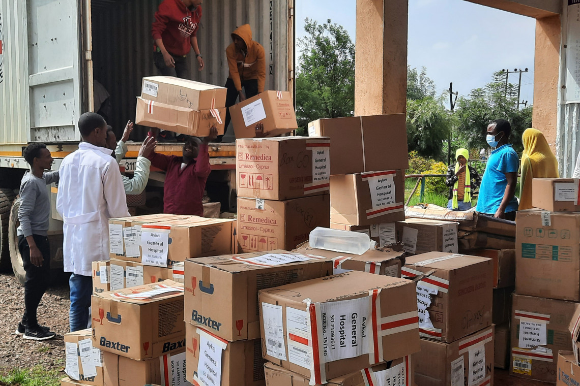 Ethiopia: ICRC scales up lifesaving medical support to respond to increased armed violence in several parts of the country