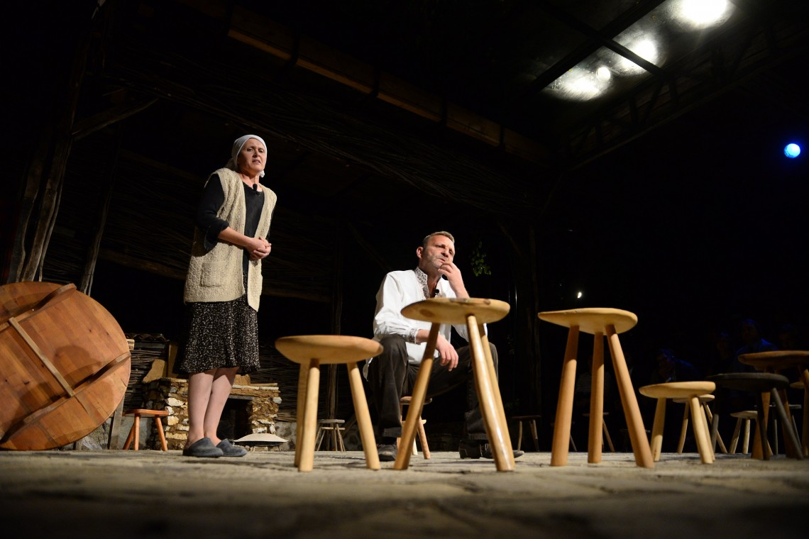 ICRC and director Hysaj produce play depicting agony of families of those missing for 20 years