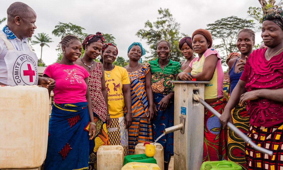 Guinée : le CICR ferme sa mission