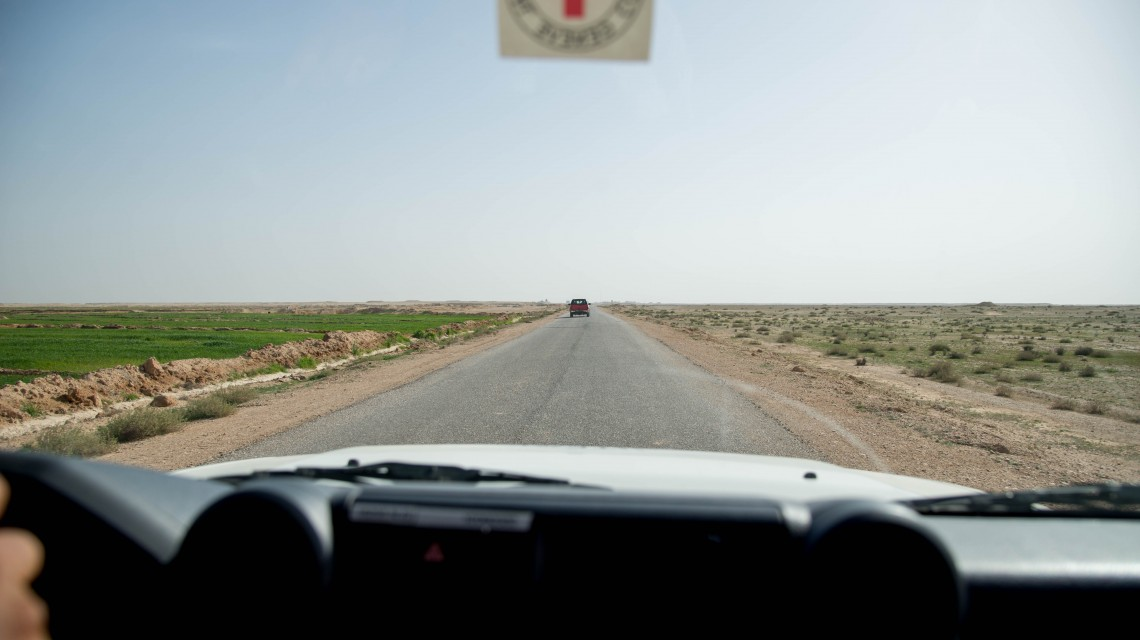 CC BY-NC-ND / ICRC / Ibrahim Adnan Sherkhan