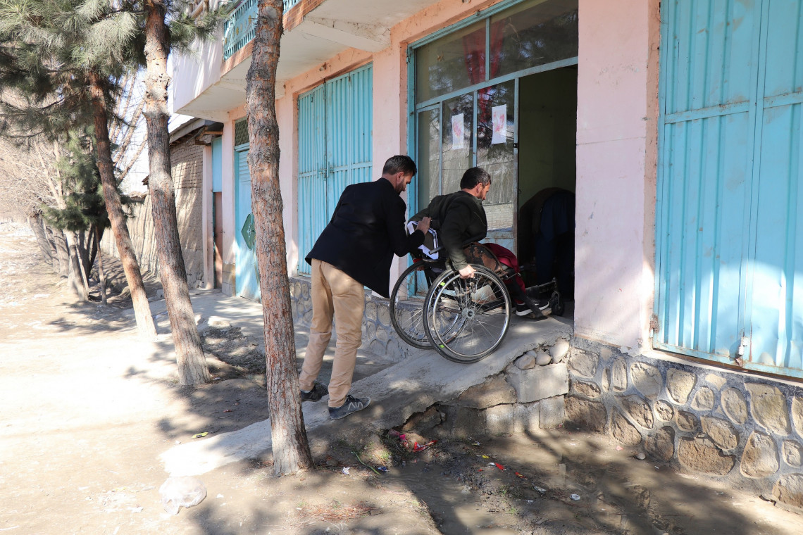 Afghanistan: A loan to revive hope and dignity