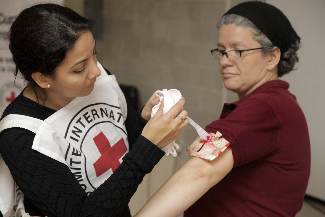 The immense power of first aid training at school – a tool which saves and transforms lives