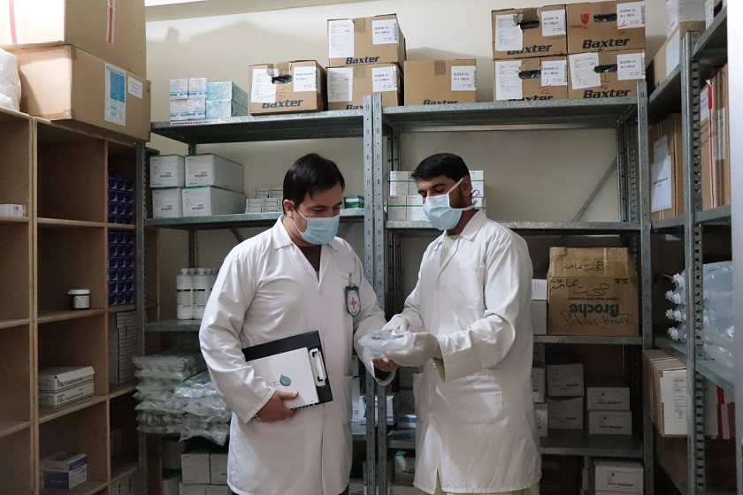 Afghanistan: Refurbished prison clinic smoothens patient flow