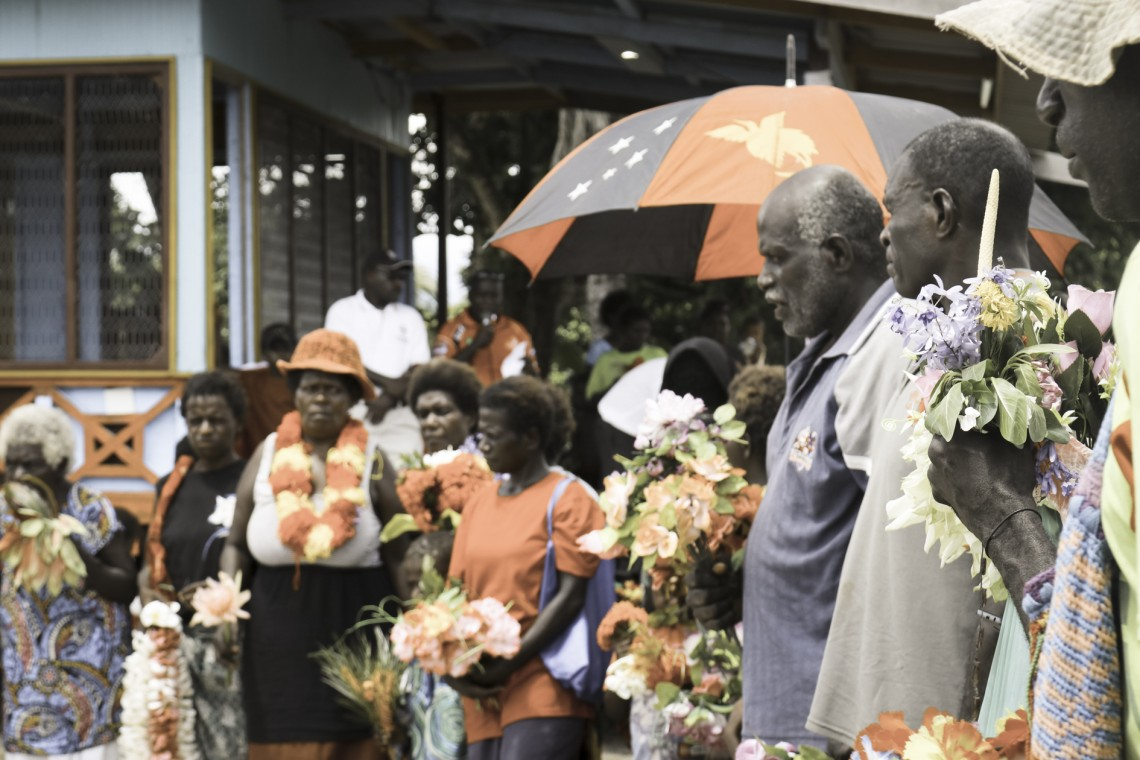 Papua New Guinea: New memorial at Aita charts path to closure