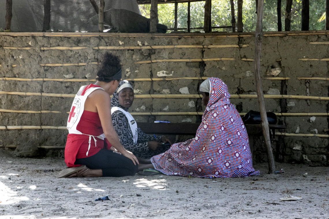 ICRC highlights the importance of working together to improve the lives of internally displaced people