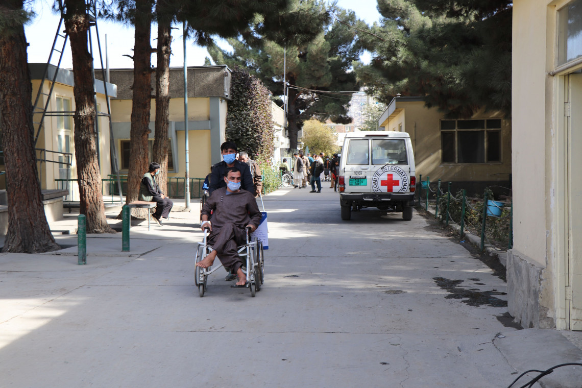 Afghanistan: Selbst an der Schwelle zum Frieden werden viele Menschen im Krieg verletzt