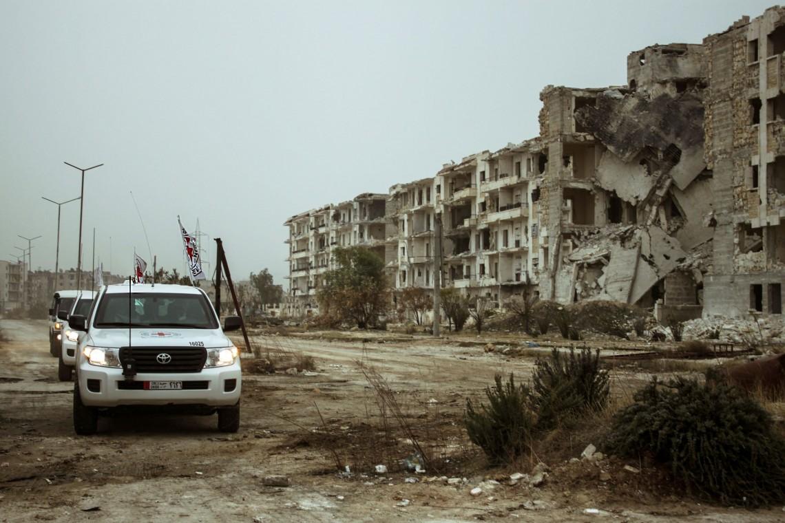IKRK Finanzierungslücke gefährdet Millionen Menschen in Konfliktgebieten