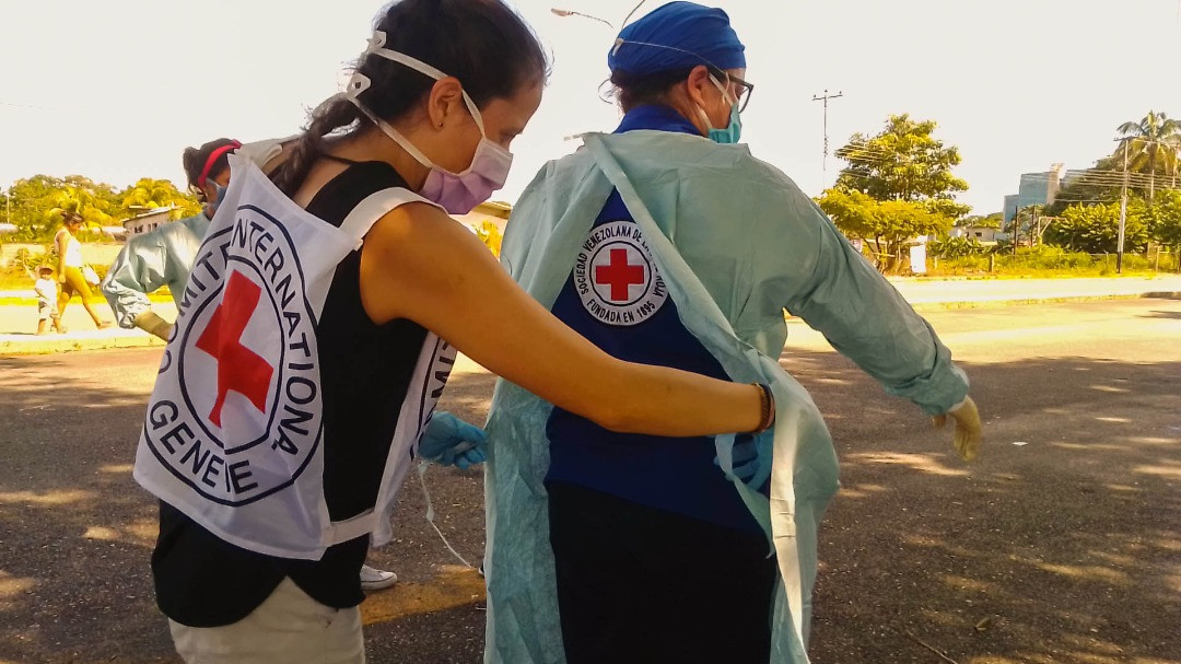 World Red Cross Day in Venezuela: celebrating the unwavering drive of the heroes who help those most in need