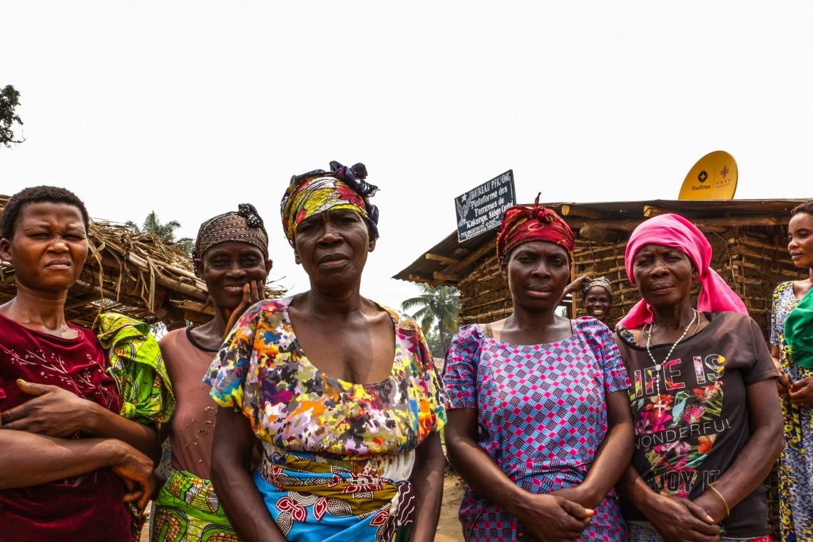 République démocratique du Congo : les femmes du Kasaï se battent pour la paix