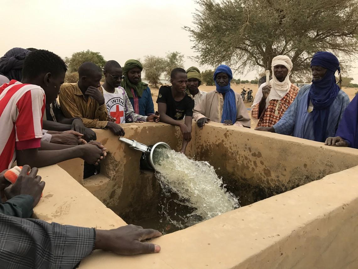 L'eau, ressource essentielle pour les agriculteurs