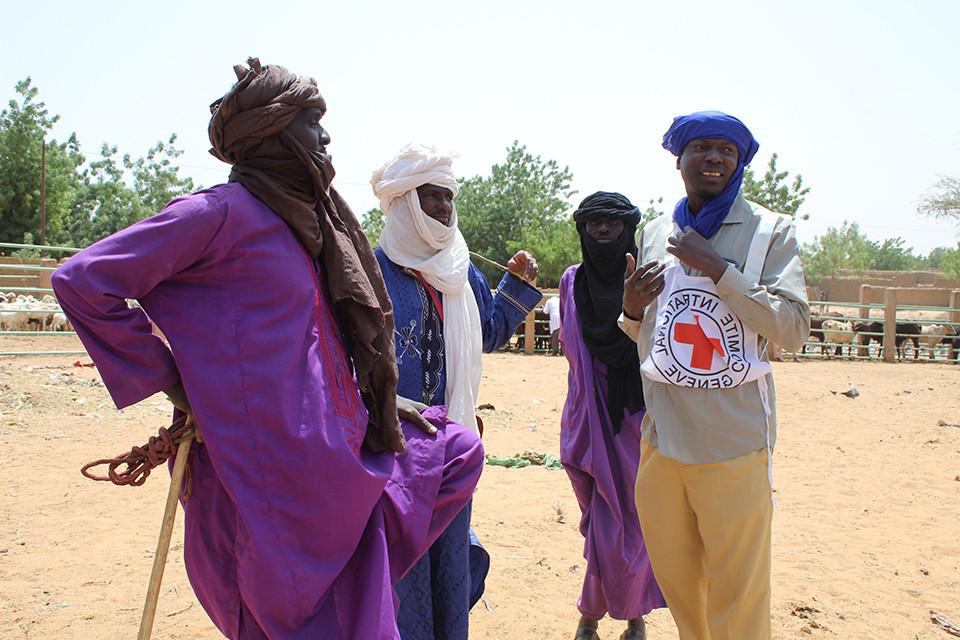 À Tillabéri, les agropasteurs à l'épreuve du conflit et du changement climatique. CICR
