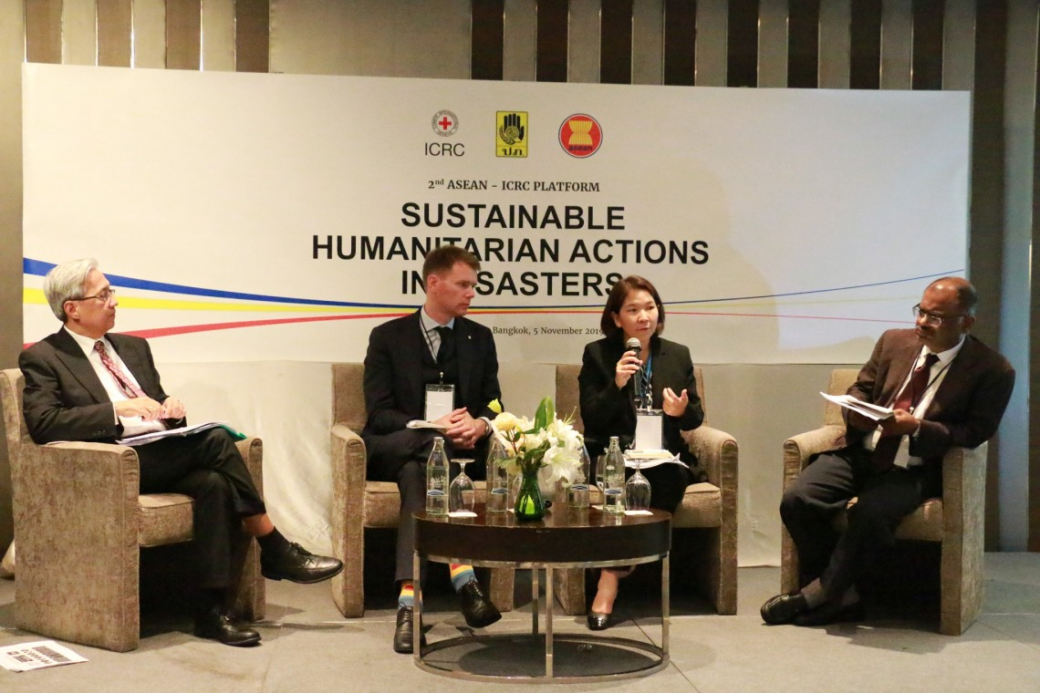 2nd Joint Platform on 'Sustainable Humanitarian Action in Disasters'
