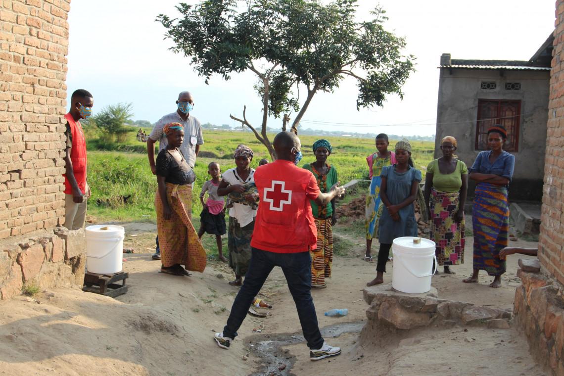 Burundi : des volontaires pour sensibiliser les communautés vulnérables contre la Covid-19