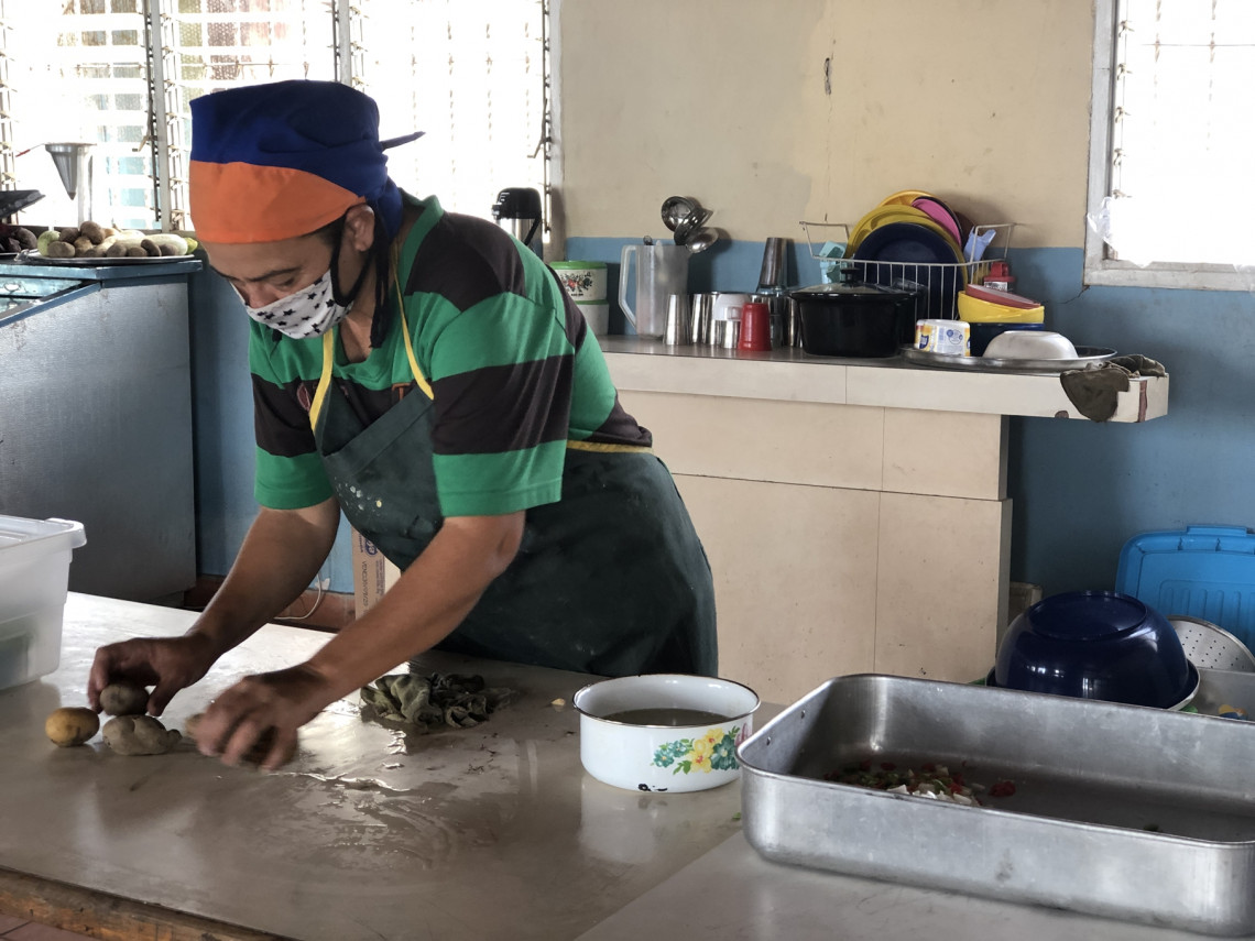 Venezuela: Nourishing the hope of returnees during COVID-19