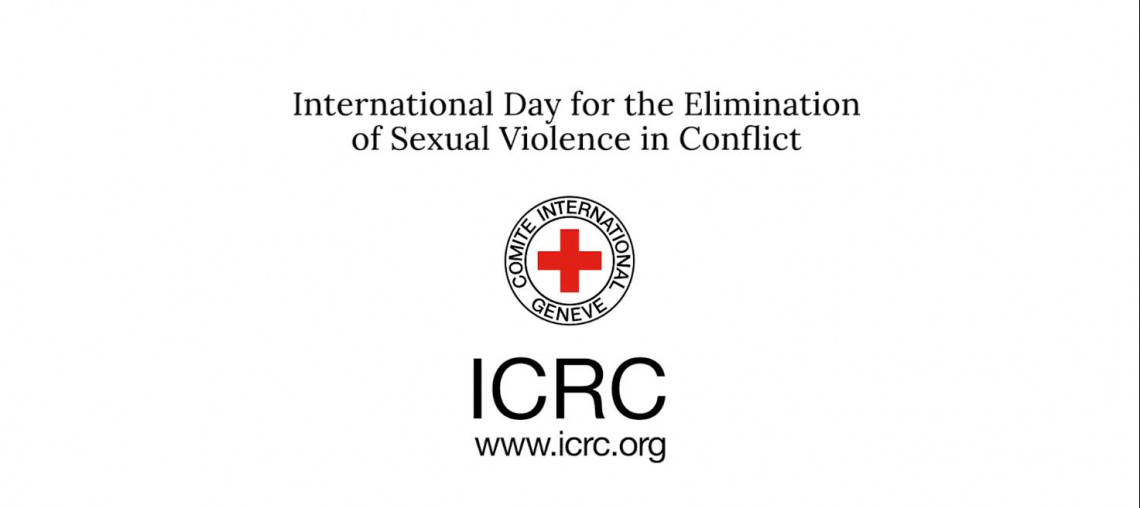 ICRC: International Day for the Elimination of Sexual Violence 2021