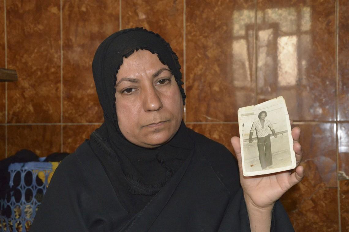 المفقودون في العراق: عيون لا تنام وقلوب لا تهدأ