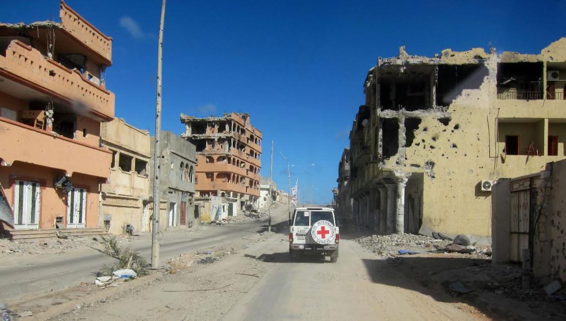 War in Cities: Tripoli, Libya