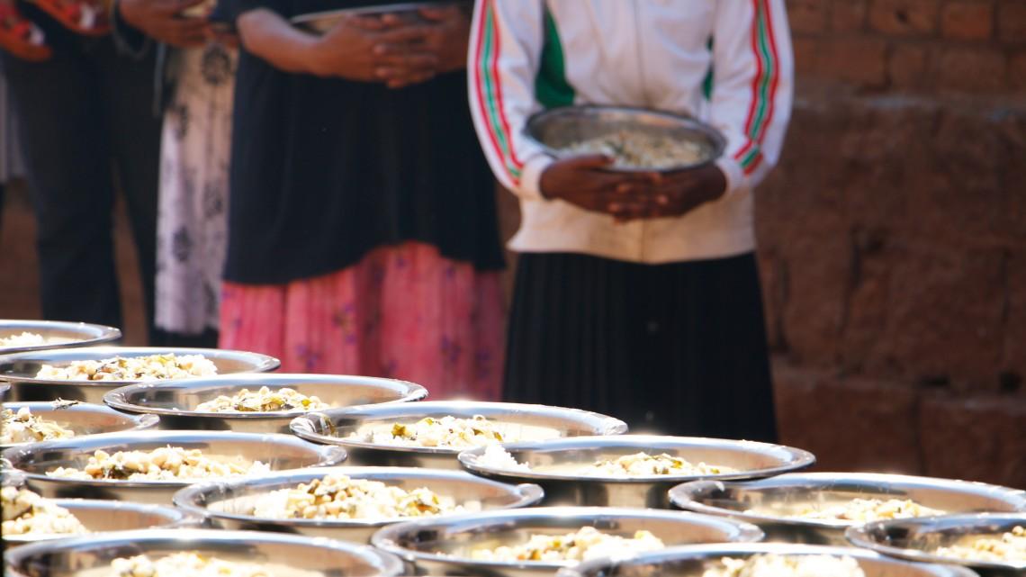 Détenues à la prison de Miarinarivo, Madagascar