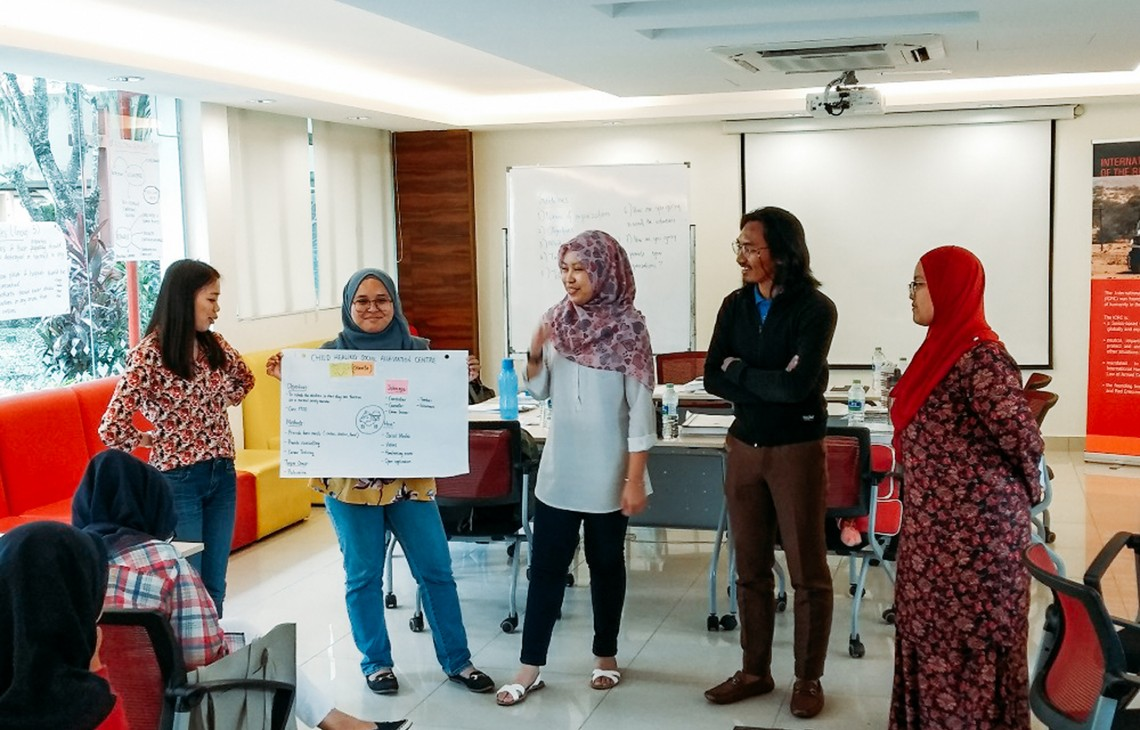 Malaysia: Preparing future educators for teaching humanitarian law