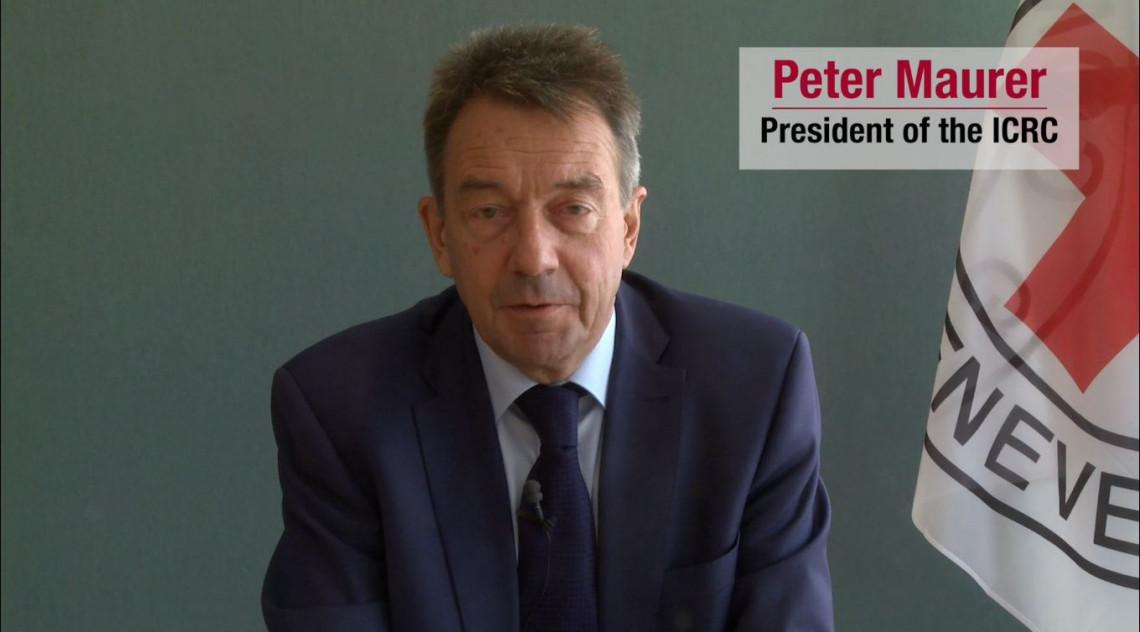 Mr. Peter Maurer, ICRC President