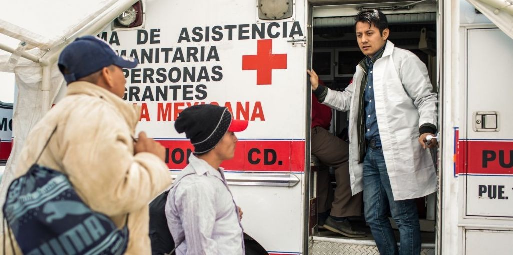 Health workers are saving lives and must be treated with respect to beat COVID-19: ICRC and Mexican Red Cross