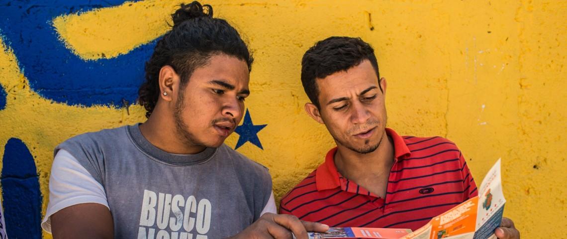 México y América Central: la violencia no cesa con COVID-19, asegura CICR al presentar su informe humanitario 2020