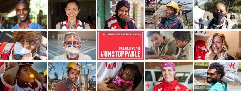 Journée mondiale de la Croix-Rouge et du Croissant-Rouge 2021