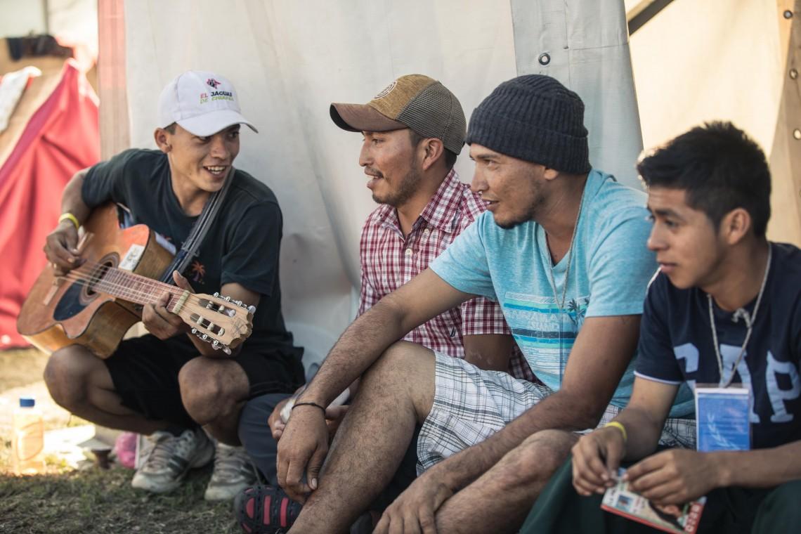 México: migración y desplazamiento