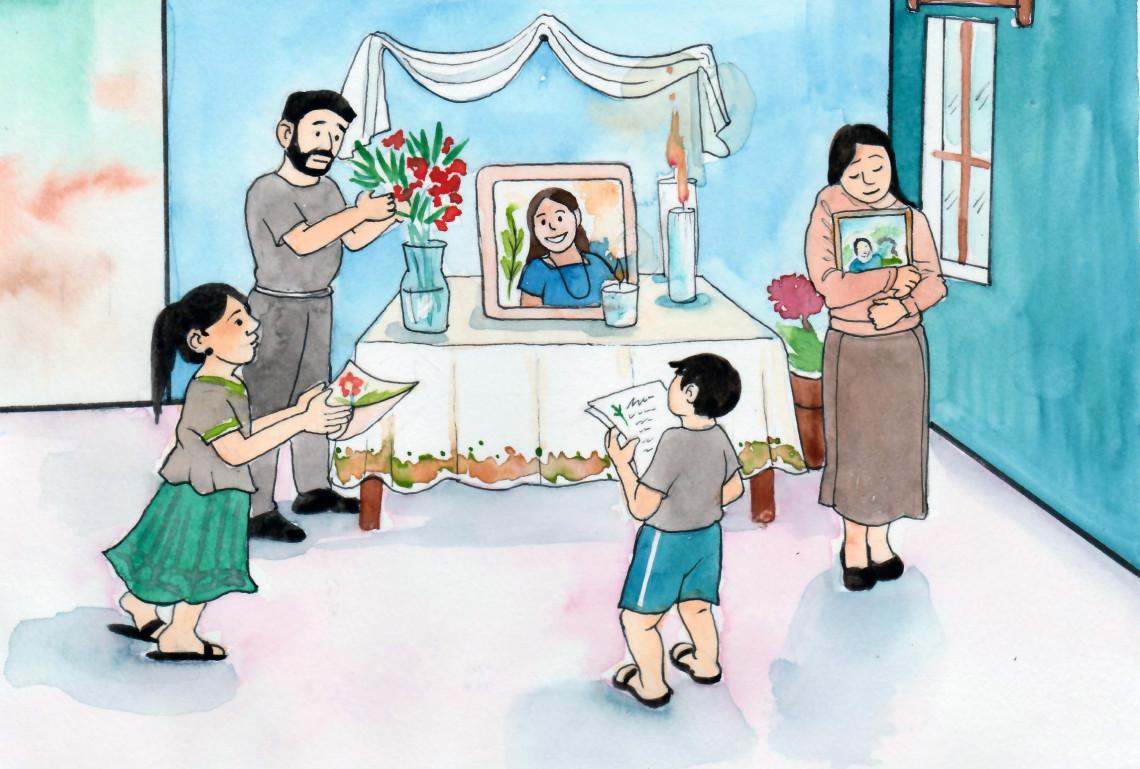 """""""¿Dónde estás, mamá?"""": la desaparición de migrantes, un problema humanitario inmenso"""