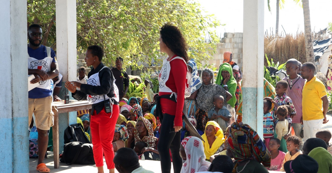 Mozambique: ICRC launches new delegation to respond to increased humanitarian needs