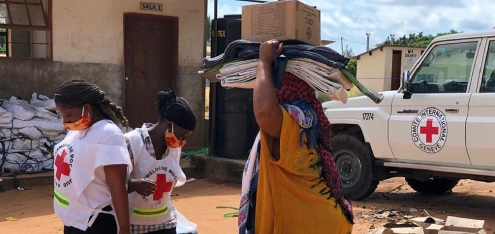 Moçambique: CICV amplia resposta humanitária diante das necessidades no país