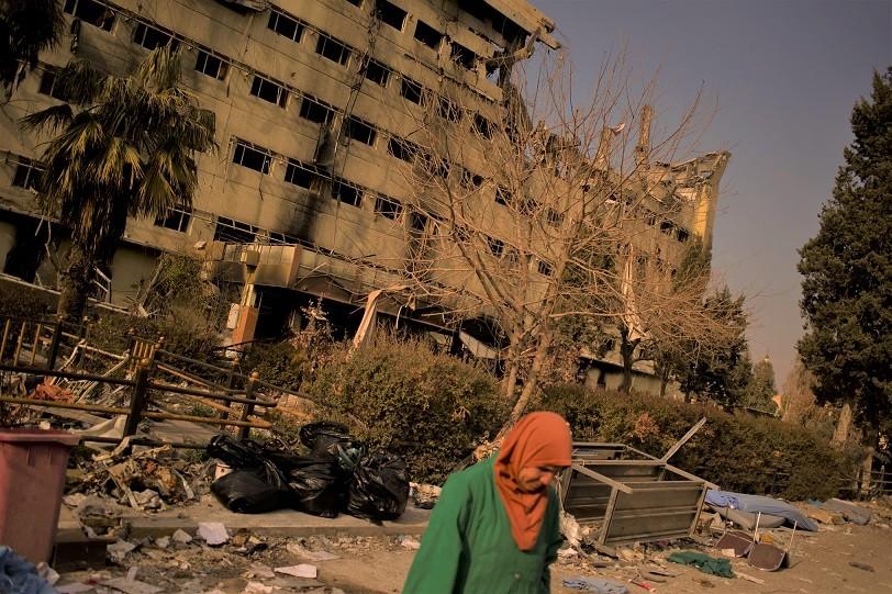 La respuesta a la COVID-19 en zonas de conflicto requiere respeto por el derecho internacional humanitario