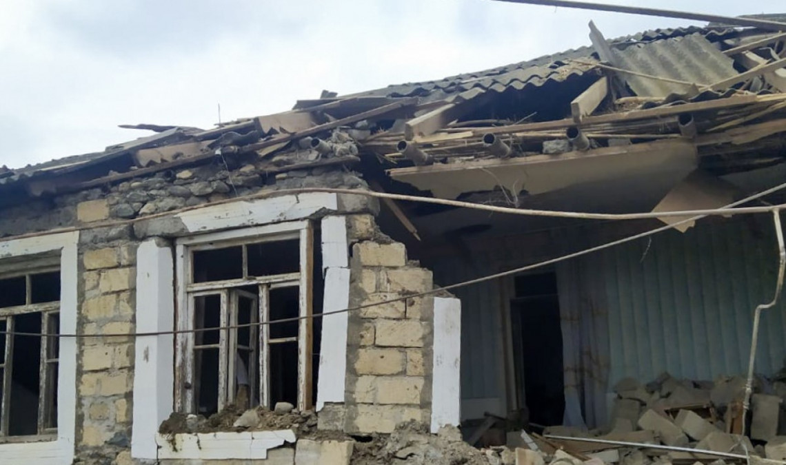 Nagorno-Karabakh conflict: ICRC condemns attacks causing civilian deaths and injuries