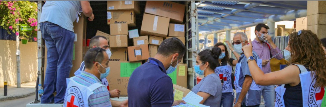 Newsletter - September 2020: Weakened by conflict, health systems in the Middle East struggle to cope with COVID-19