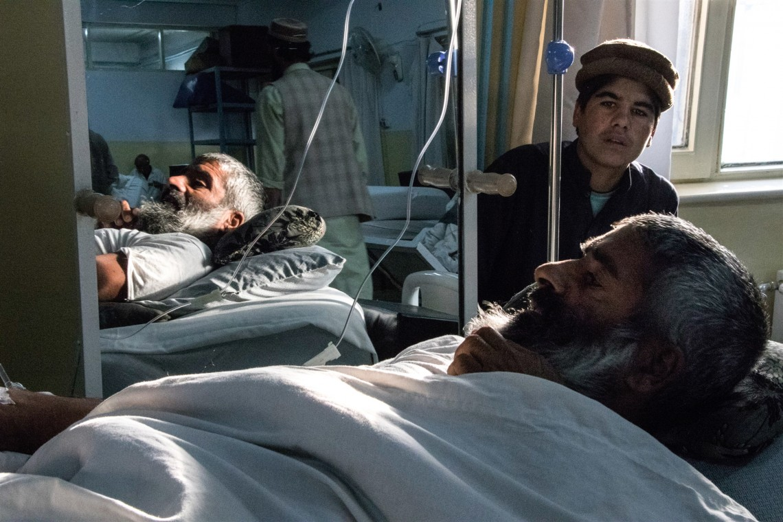 Afghanistan: Civilian suffering remains far too high