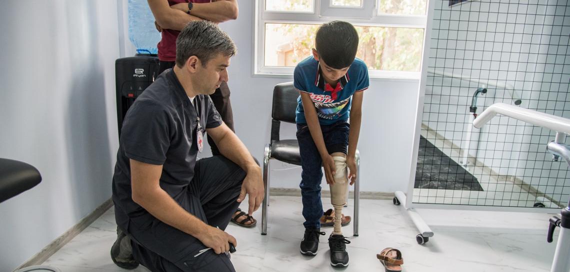 """Síria: """"Sou motivado todos os dias pelas pessoas com quem trabalho."""""""