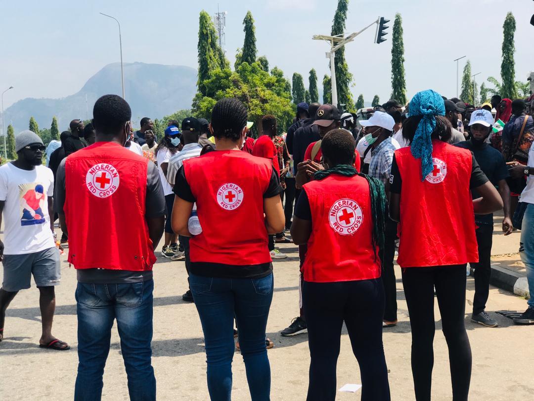 Manifestations au Nigéria : appel à respecter les secouristes et à faire preuve de retenue dans l'usage de la force